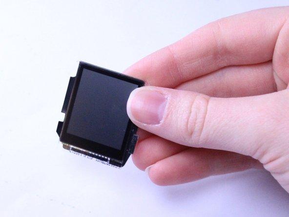 TomTom Runner LCD Display austauschen