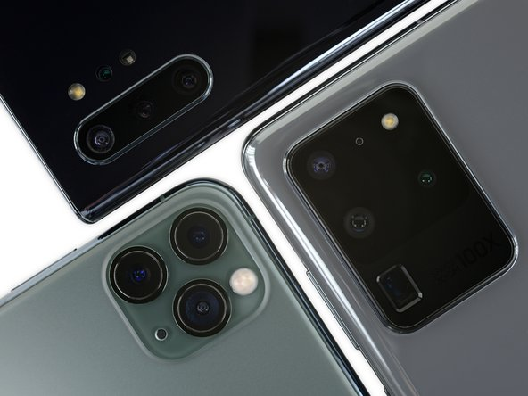Samsung just brought the biggest contender to the Camera Bump Contest—the one you didn't know was happening—and now it's over! Everybody go home.