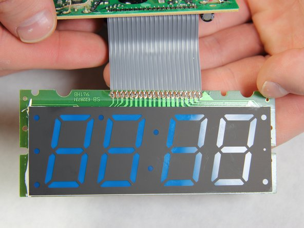 Electrohome EAAC475 Display Replacement