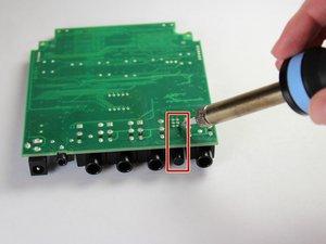 Amp/Mixer Switch
