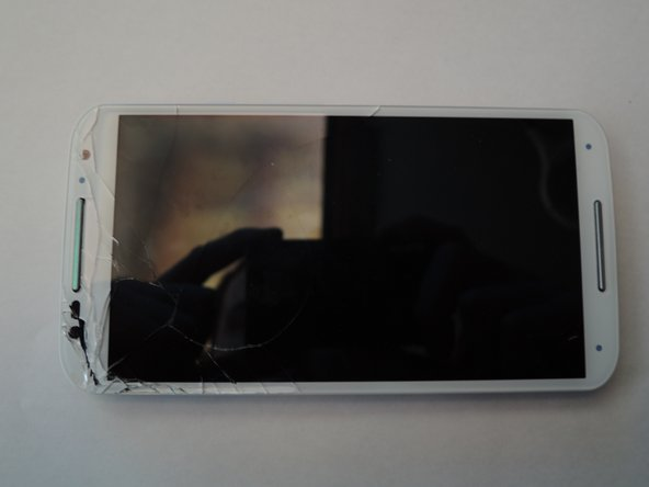 Motorola Moto X 2nd Generation riparazione solo vetro, only glass replacement Replacement