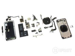 iPhone X 拆解