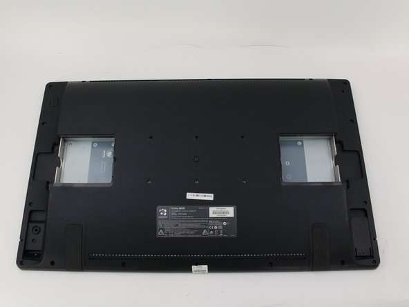 Wacom Cintiq 24HD Back Panel Replacement