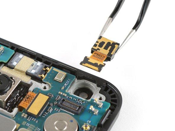 Nexus 5X Front-Facing Camera Replacement