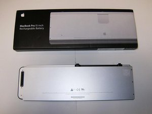 MacBook Pro 15inch Battery Teardown