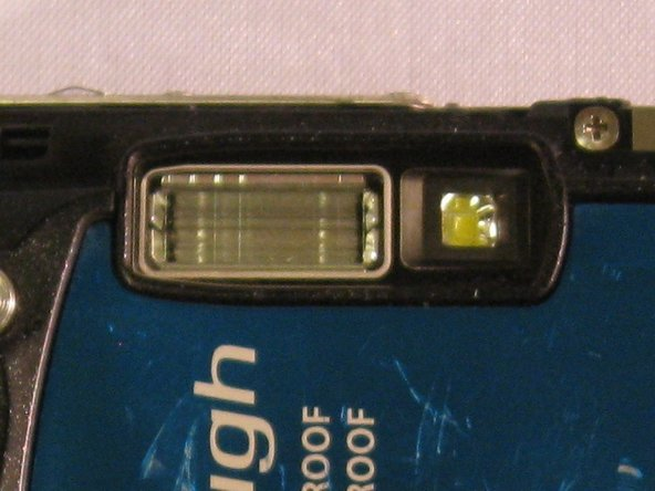 Olympus Stylus Tough 6020 Flash Replacement