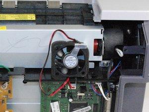 Rear Cooling Fan