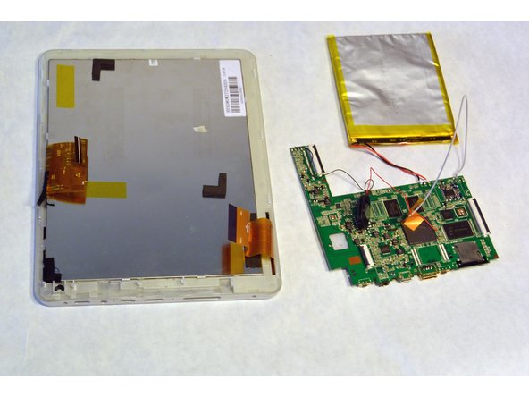 Zeki TBQG884B LCD Screen Replacement