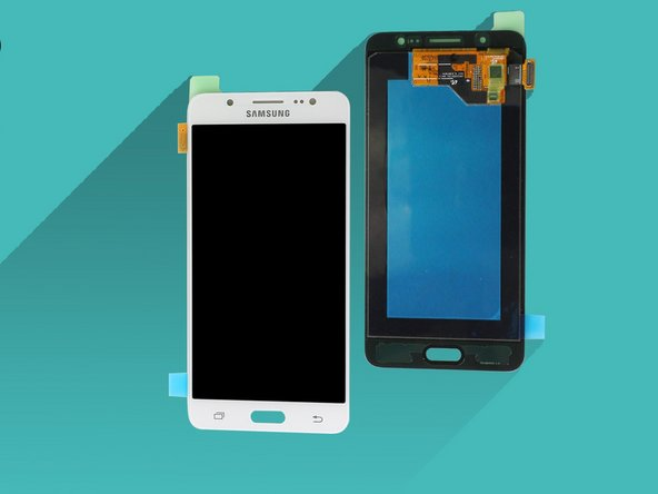 How to repair Samsung J5 (2016) LCD screen