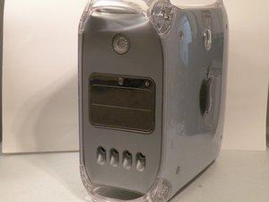 Powermac G4 MDD (Mirrored Drive Doors) Teardown