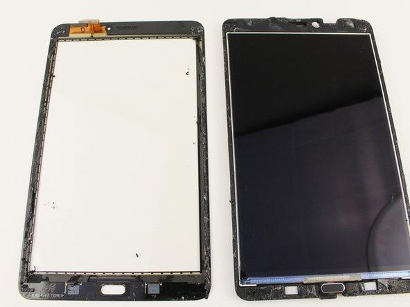 Samsung Galaxy Tab E 8.0 Screen Replacement