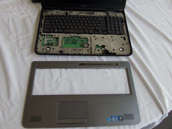 Dell XPS 17 L702X Palm Rest Replacement