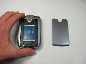 BlackBerry 8700c Teardown