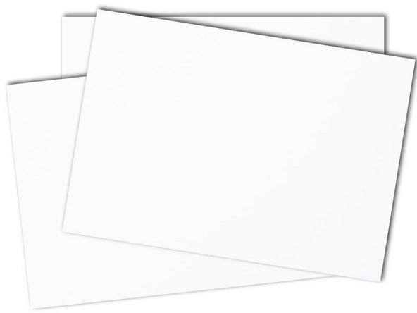 cardstock or business card Main Image