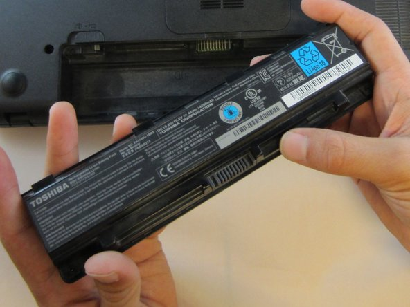 Toshiba Satellite C55-A5140 Battery Replacement