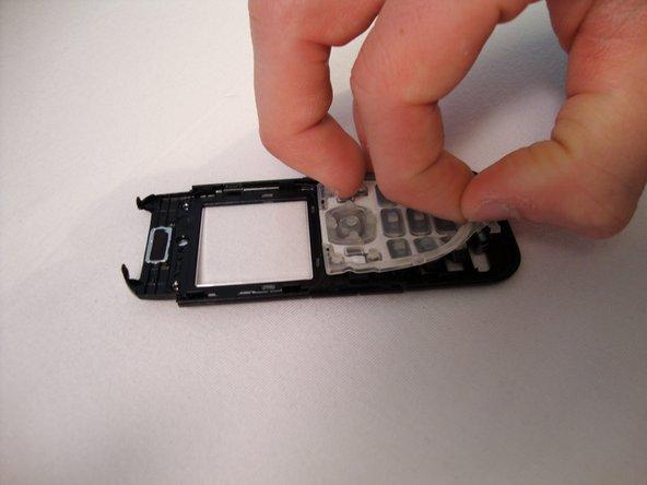 Remplacement du clavier du Nokia 6030
