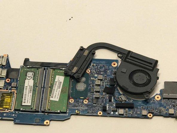 HP Pavilion x360 m3-u101dx Processor Replacement