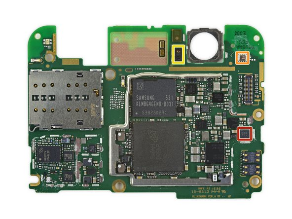 IC Identification, pt. 4 (sensors):