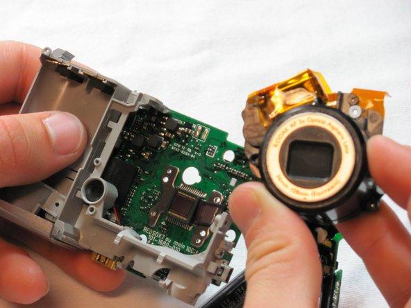 Kodak EasyShare C713 Lens Replacement