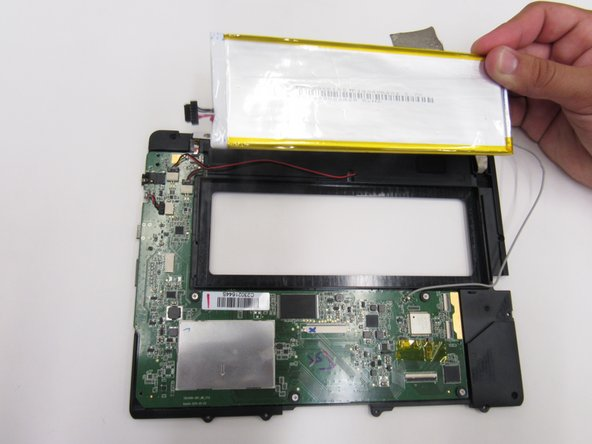 Insignia Flex 8 NS-15AT08 Battery Replacement