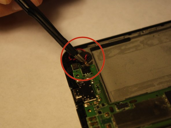 Asus PadFone S Motherboard Replacement