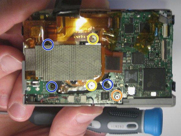 Fujifilm Finepix F10 6.3 MP Front cover Replacement
