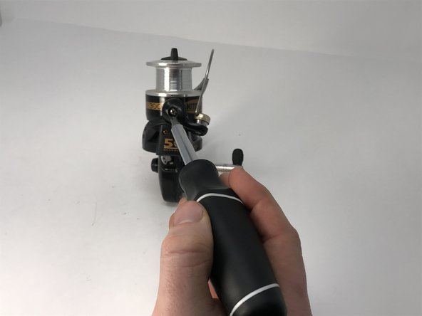 How to Replace the Bail Spring in a Spinning Reel