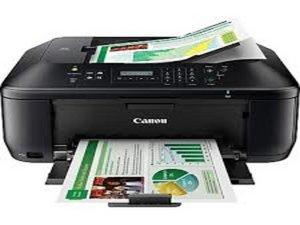Canon Printer not responding