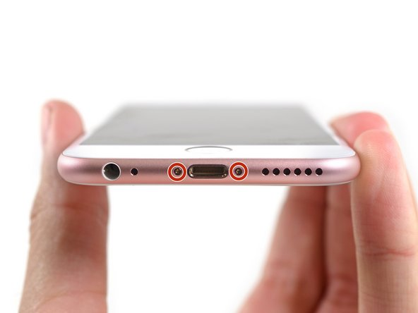 Power off your iPhone before beginning disassembly.