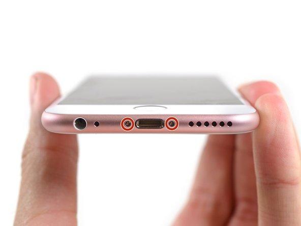 在拆解前请先关闭您的iPhone。