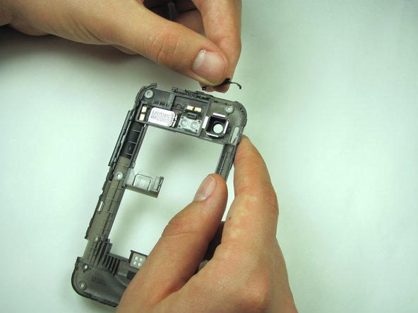 HTC Incredible 2 Power Button Replacement