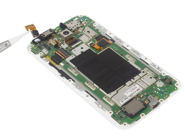 Motorola Moto X 2nd Generation Front Camera Replacement