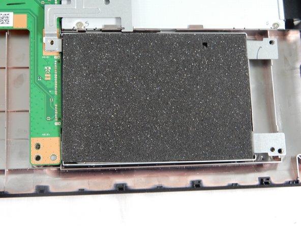 Asus VivoBook X540SA-BPD0602V Hard Drive Removal Disassembly