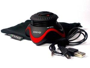 Kinivo ZX100 Mini Portable Speaker Repair
