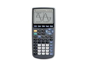 Texas Instruments TI-83 Plus Repair
