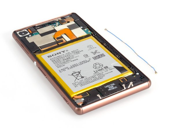 Sony Xperia Z3 Dual Signal Flex Replacement