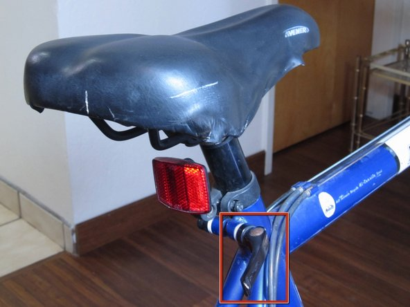 Raleigh M20 Seat Cushion Replacement