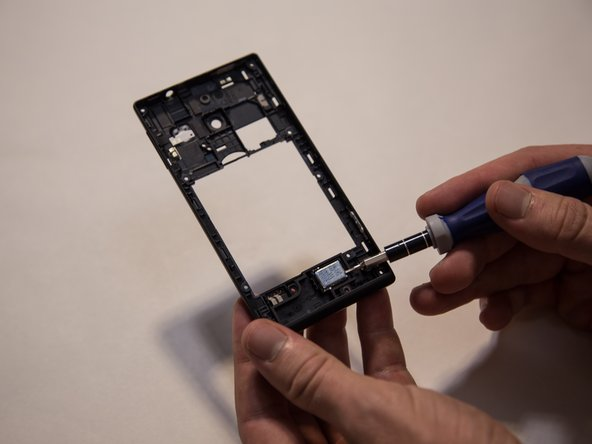Huawei Ascend W1 Speaker Replacement