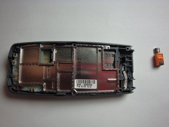 Remplacement du vibreur du Nokia 2128i