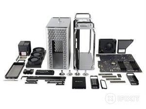 Mac Pro 2019 拆解