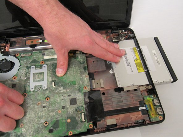Toshiba Satellite L755D-S5150 Optical Disc Drive Replacement