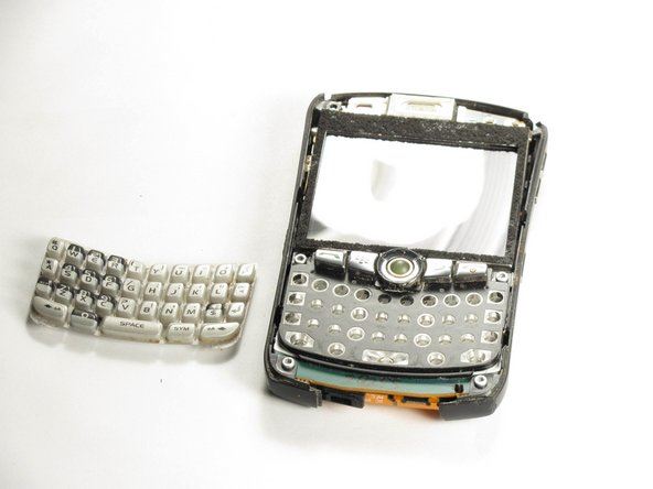Blackberry Curve 8320 Front Panel Replacement