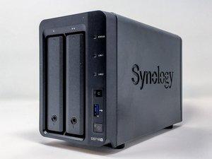 SYNOLOGY DS718+ Teardown