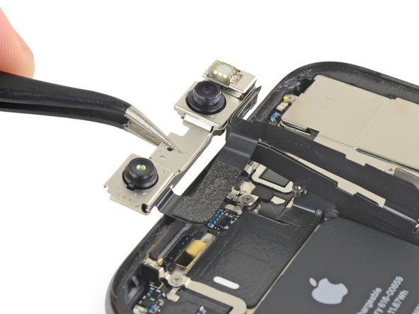 iPhone 11 Pro Front-Facing Cameras Replacement