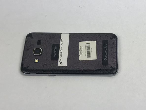 Samsung Galaxy J3V Front Camera Replacement