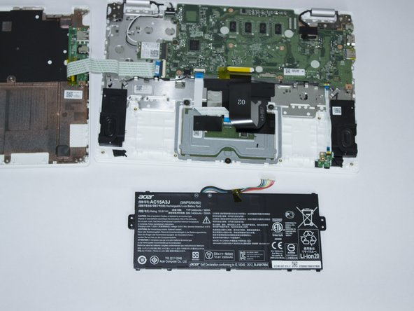 Acer Chromebook R11 Battery Replacement