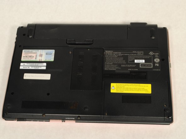 Sony Vaio VPCW21FX Battery  Replacement