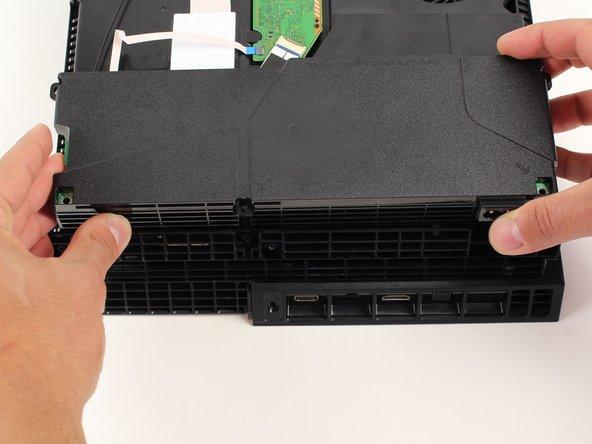 更换PS4的电源供应
