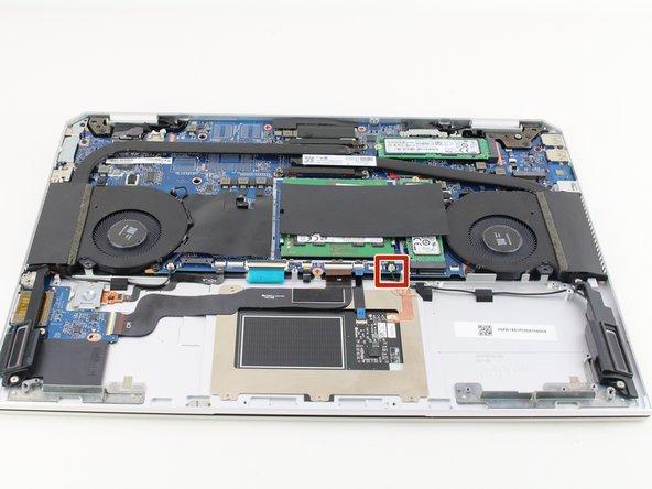 HP EliteBook 1050 G1 Speakers Replacement