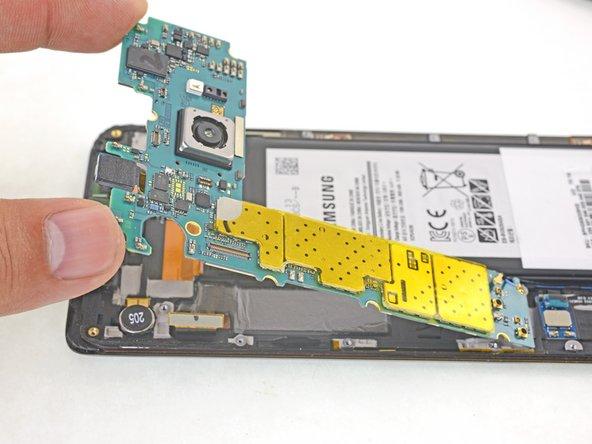 Samsung Galaxy S6 Edge+ Hauptplatine austauschen